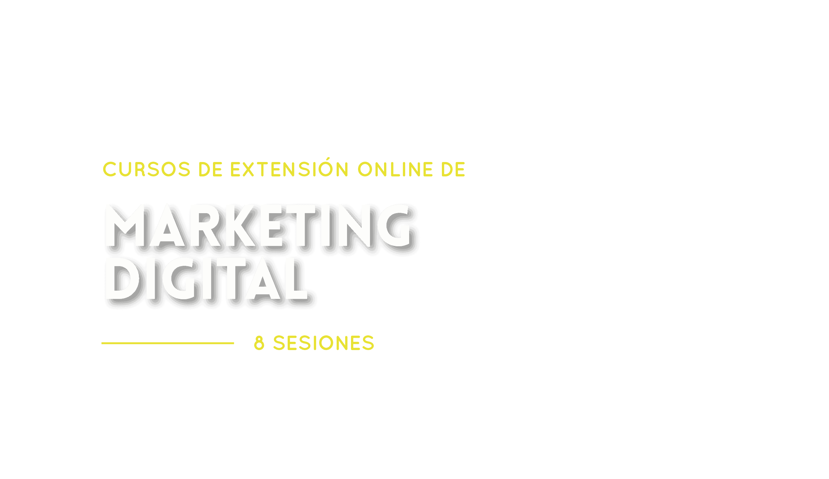 Cursos de Extensión Online de Marketing Digital